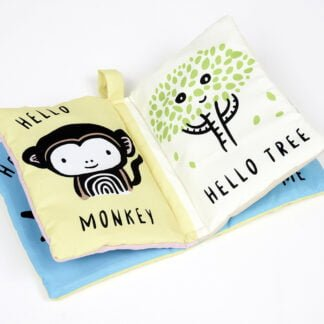 Whirligig Toys - Hello You Cloth Book2