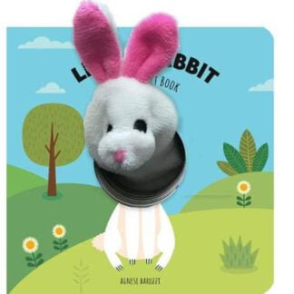 Whirligig Toys - Little Rabbit Finger Puppet Book1