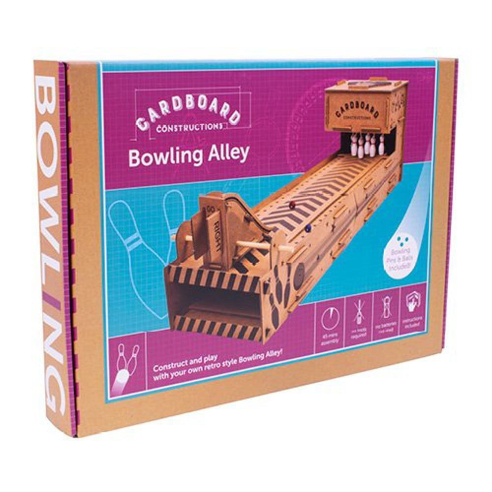 Whirligig Toys - Make Your Own Bowling Alley1