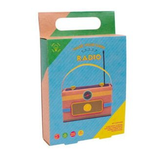 Whirligig Toys - Make Your Own Radio1