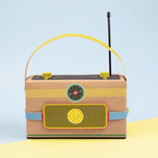 Whirligig Toys - Make Your Own Radio2