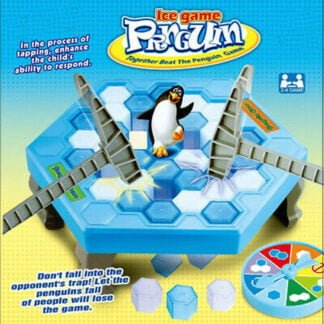 Whirligig Toys - Penguin Ice Game1