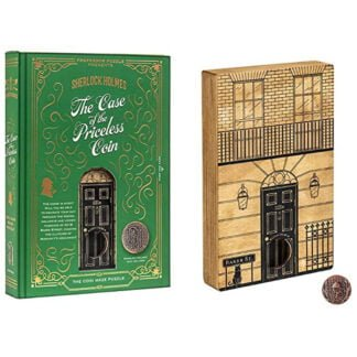 Whirligig Toys - Sherlock Holmes Priceless Coin2