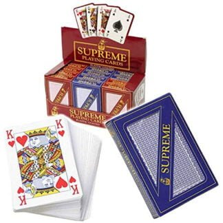 Whirligig Toys - Supreme Playing Cards