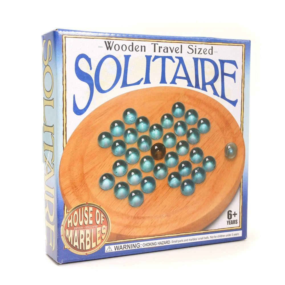Whirligig Toys - Travel Solitaire1