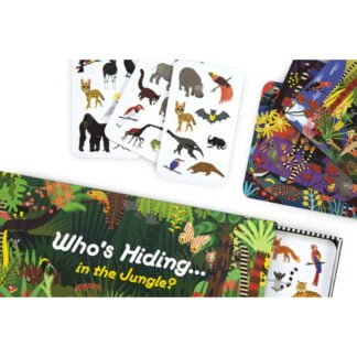 Whirligig Toys - Who's Hiding In The Jungle2