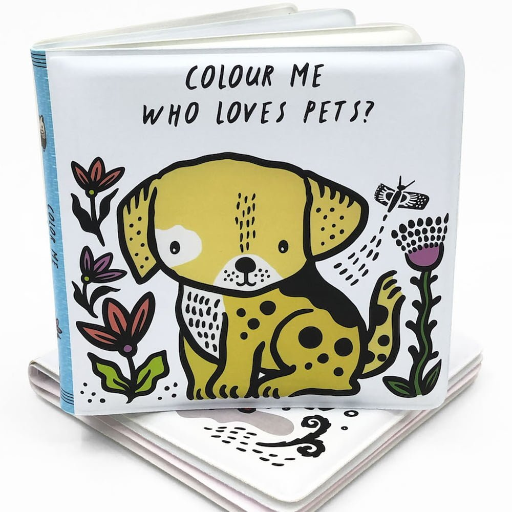 Whirligig Toys - Who Loves Pets Bath Book1