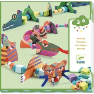 Whirligig Toys - Animal Threading1