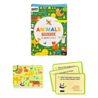 Whirligig Toys - Animal Trivia Cards1