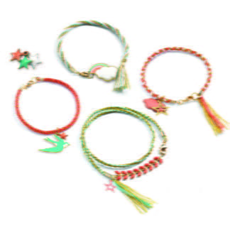 Whirligig Toys - Bracelet Making Set2