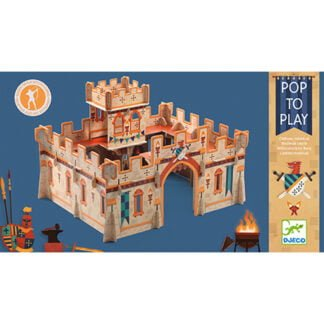 Whirligig Toys - Castle Play Model1