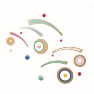 Whirligig Toys - Cosmos Wooden Mobile2