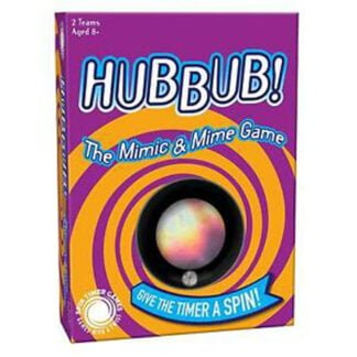 Whirligig Toys - Hubbub Spin Game1