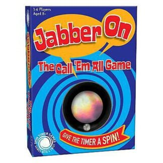 Whirligig Toys - Jabber On Spin Game1