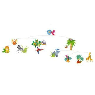 Whirligig Toys - Jungle Mobile2