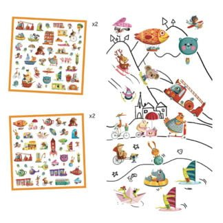 Whirligig Toys - Let's Go Stickers2