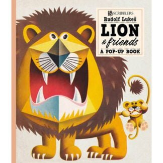 Whirligig Toys - Lion and Friends Pop Up Book1