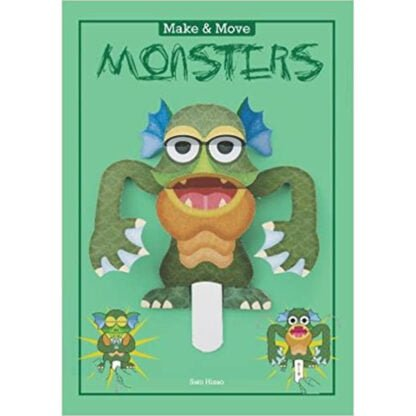 Whirligig Toys - Make And Move Monsters1