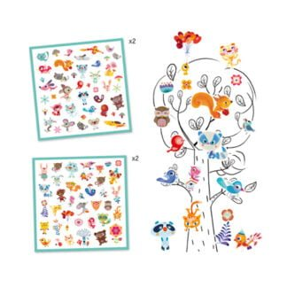 Whirligig Toys - Small Friends Stickers2