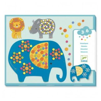 Whirligig Toys - Sticker Mosaic Jungle1