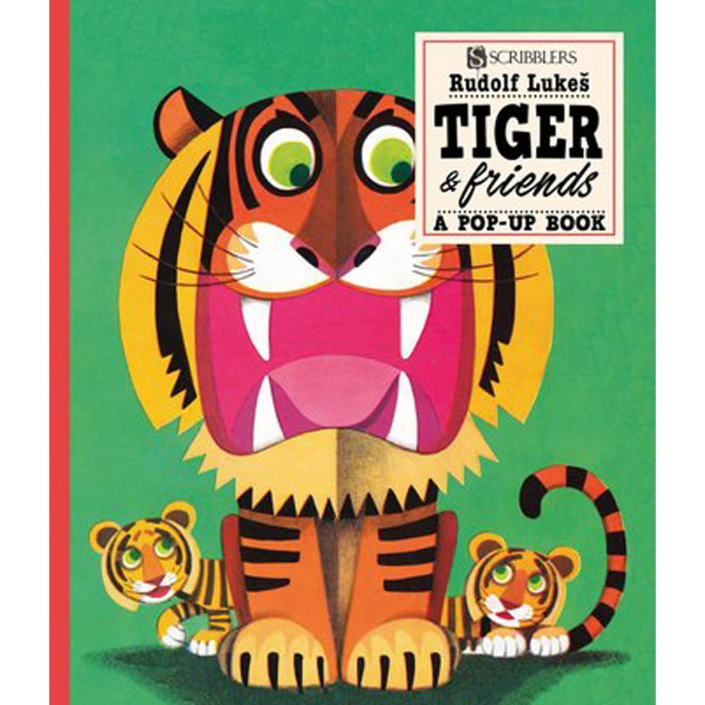 Whirligig Toys - Tiger and Friends Pop Up Book1