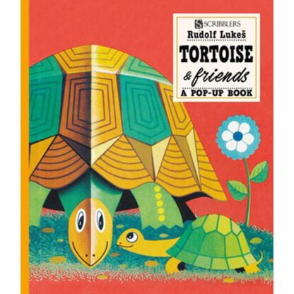 Whirligig Toys - Tortoise and Friends Pop Up Book1