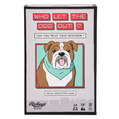 Whirligig Toys - Who Let The Dogs Out1