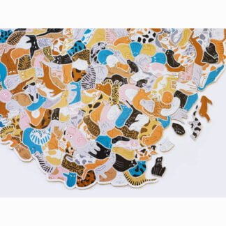 Whirligig Toys - 299 Cats Jigsaw2