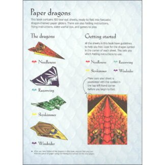 Whirligig Toys - Dragons To Fold And Fly2