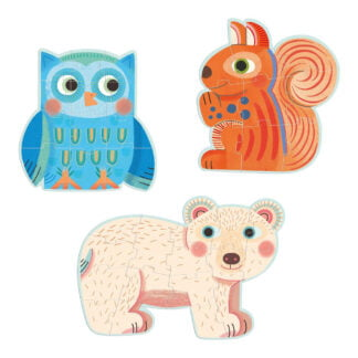 Whirligig Toys - In The Forest Jigsaw2