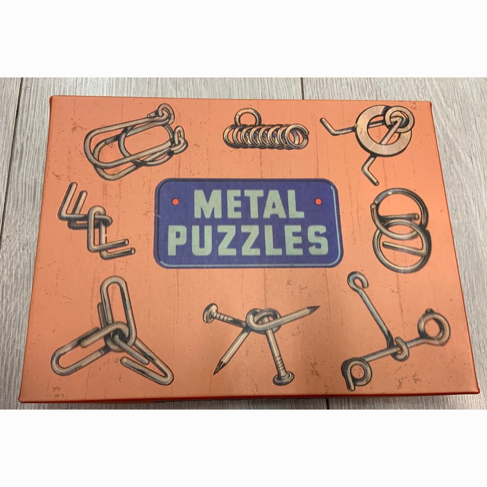 Whirligig Toys - Metal Puzzles1