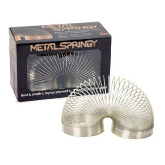 Whirligig Toys - Metal Springy1