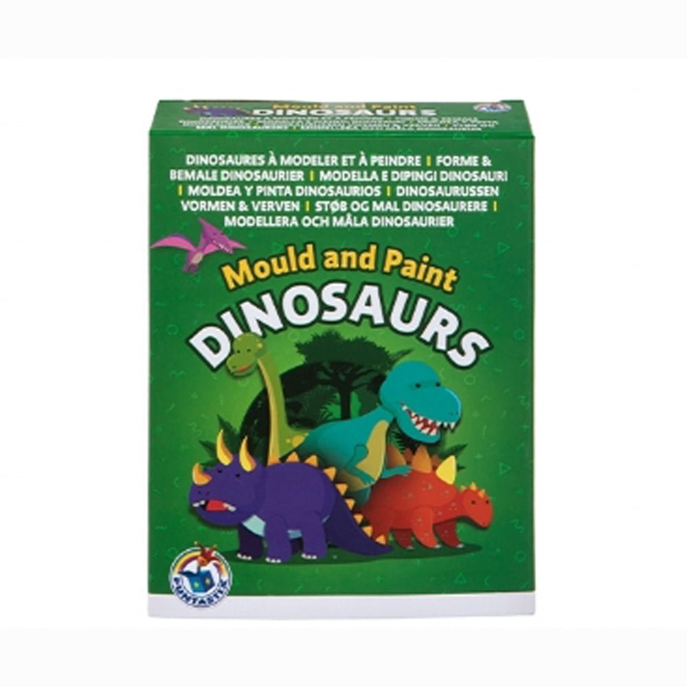 Whirligig Toys - Mould And Paint Dinosaurs1