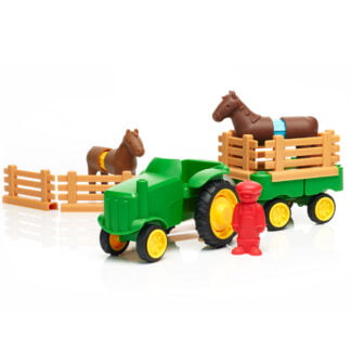 Whirligig Toys - Smartmax My First Tractor2