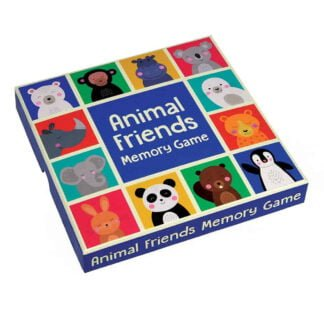Whirligig Toys - Animal Friends Memory Game1