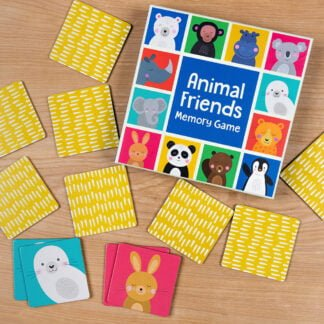 Whirligig Toys - Animal Friends Memory Game2