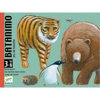 Whirligig Toys - Batanimo Card Game1