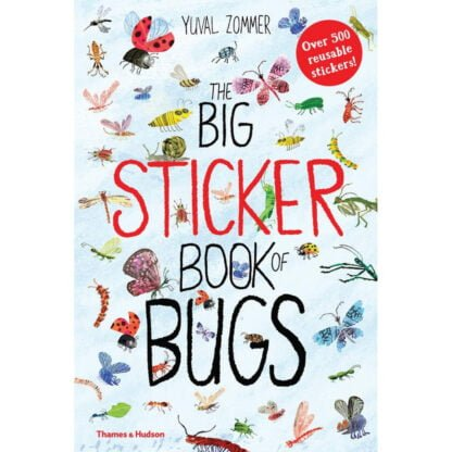 Whirligig Toys - Big Sticker Book Of Bugs1