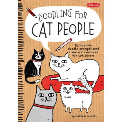 Whirligig Toys - Doodling For Cat People1