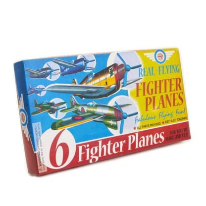 Whirligig Toys - Fighter Planes To Fly1