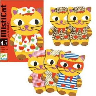 Whirligig Toys - Misticat Card Game1