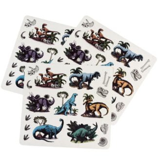 Whirligig Toys - Prehistoric Land Stickers2