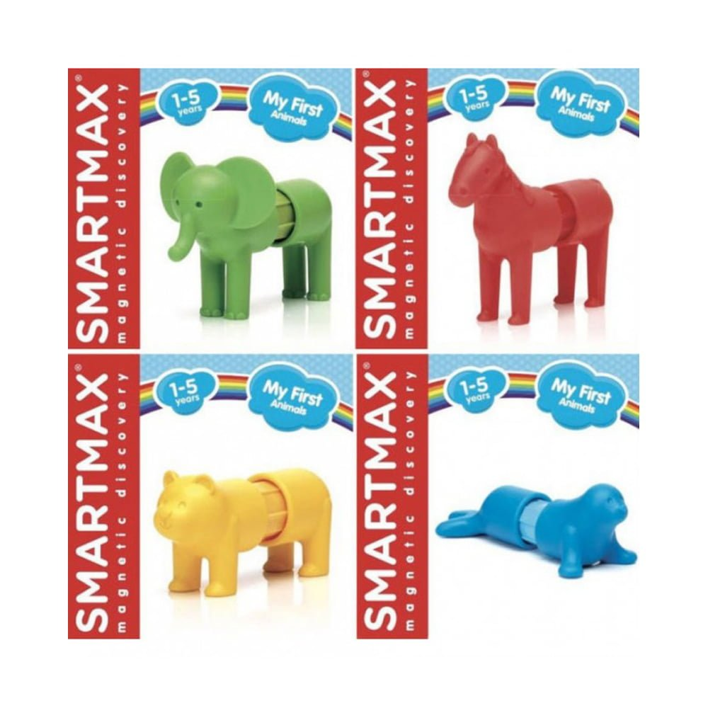 Whirligig Toys - Smartmax My First Animal1