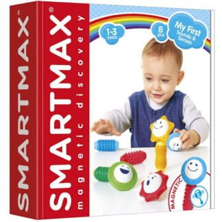 Whirligig Toys - Smartmax My First Sounds and Senses1