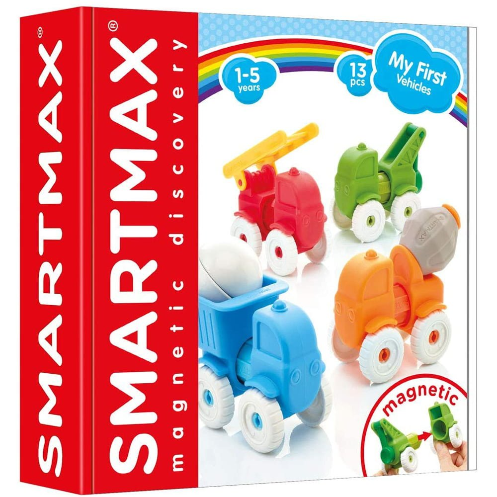 Whirligig Toys - Smartmax My First Vehicles1