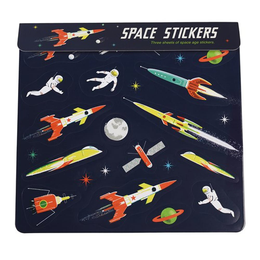 Whirligig Toys - Space Age Stickers1