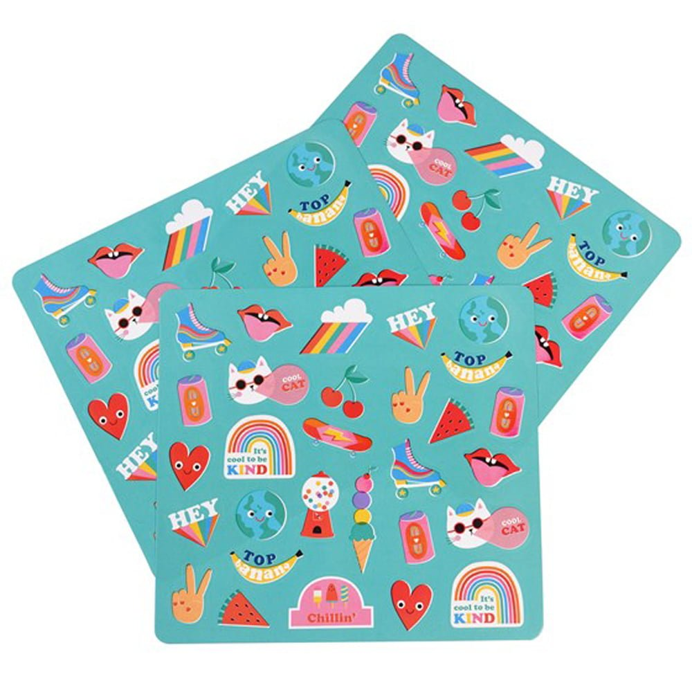 Whirligig Toys - Top Banana Stickers2