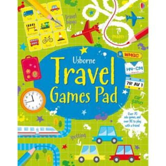 Whirligig Toys - Travel Games Pad1