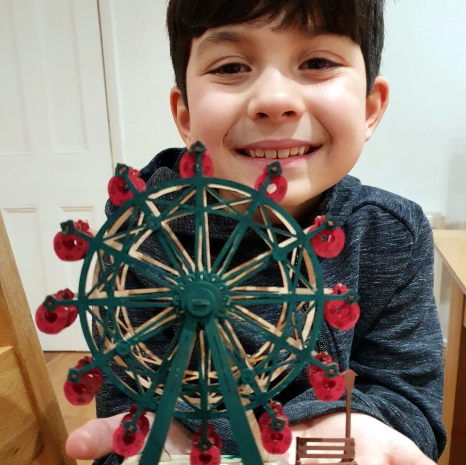 Whirligig Toys - I Made This Winner