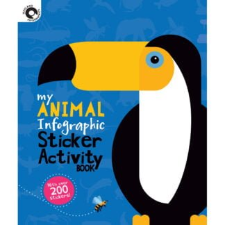Whirligig Toys - Animal Infographic Stickers1